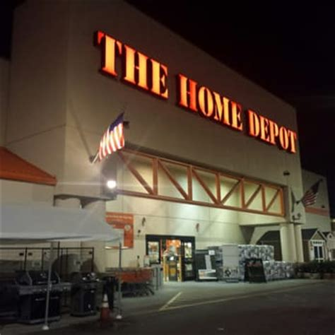 home depot hours lakewood co