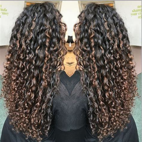 best highlights for curly hair the 25 best highlights curly hair ideas on pinterest