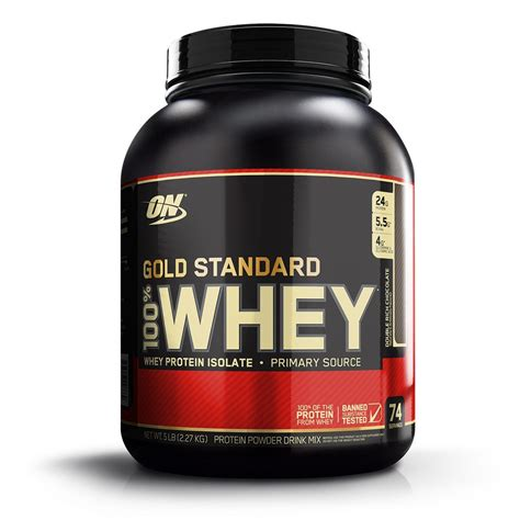 Six Pack 100 Whey Protein gold standard 100 whey optimum nutrition