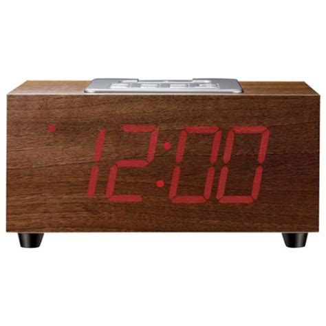 newton clock radio ipod dock from john lewis alarm