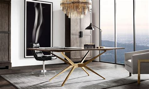 Contemporary Home Style most fashionable home offices for cool telecommuters