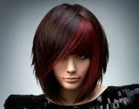 hair with colored highlights hair color with highlights hair style