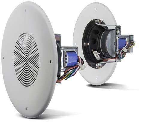 jbl css8004 4 inch commercial series ceiling speaker each