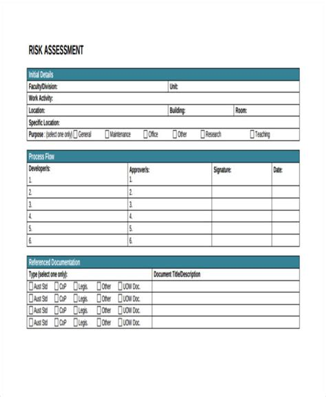 risk assessment report sle sle security risk assessment report 28 images physical