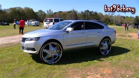 2015 chevrolet impala ltz on 30 quot diablo elite wheels 1080p hd