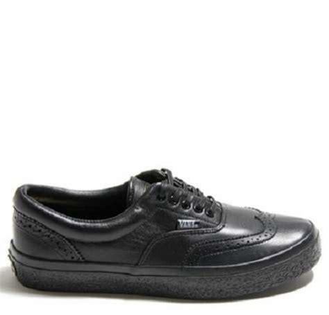 formal skate shoes vans leather pack