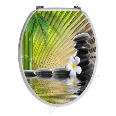 Déco Toilettes Zen by Decoration Zen Pour Wc