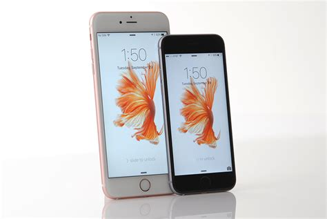 iphone 6s and 6s plus review more than just a refresh