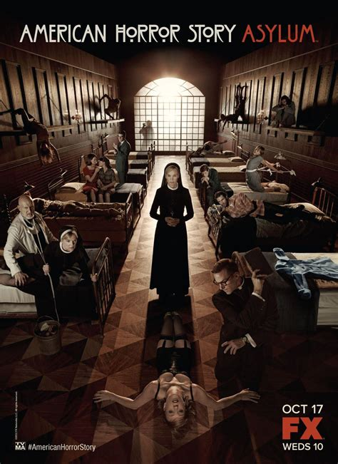 "TV Mania! ""Walking Dead' Eats 10 Millions Fans, Hi Res ""American Horror Story"" Poster, & ""Dexter"