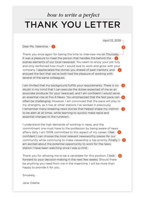 interview thank you letter sample recentresumes com
