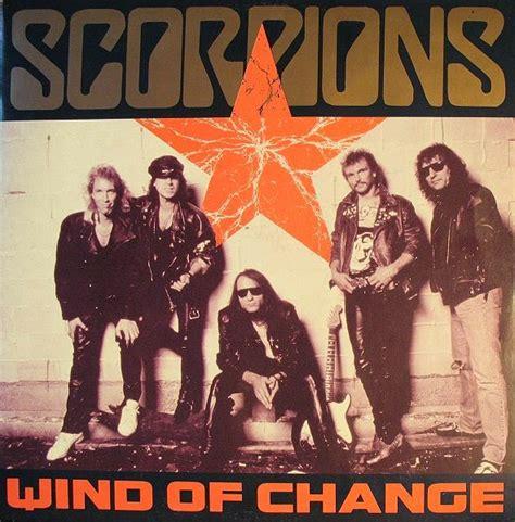 testo e traduzione wind of change wind of change scorpions con musica testo