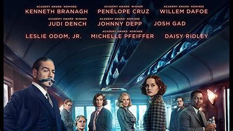 Murder On The List murder on the orient express soundtrack list