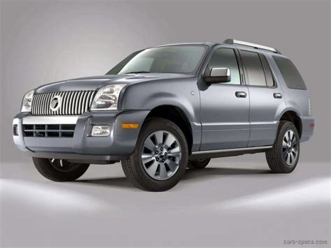 how petrol cars work 2008 mercury mountaineer on board diagnostic system 2010 mercury mountaineer suv specifications pictures prices