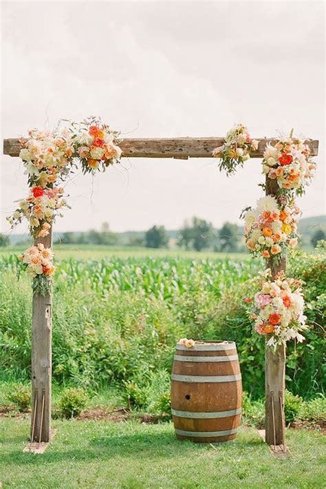 Backyard Wedding Altar Ideas Best 20 Wedding Altars Ideas On Outdoor