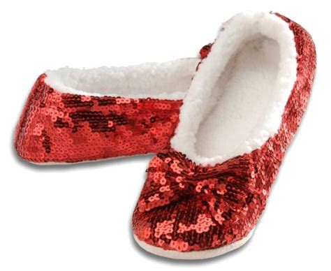 snoozies sequin slippers snuggle up with snoozies slippers