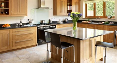 Light Brown Kitchen Kitchen Interior With Light Brown Cabinets Stylehomes Net