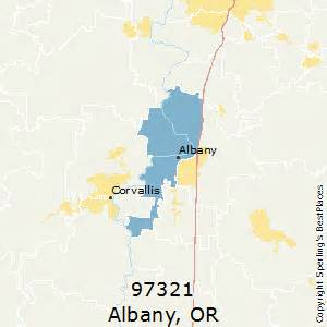 best places to live in albany zip 97321 oregon
