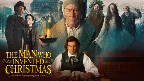 movie websites the man who invented christmas by dan stevens the man who invented christmas 2017 movie review impelreport