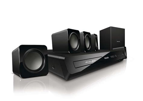 home theater htsf philips