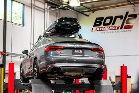Audi S5 Auspuff by 2017 Audi S5 Exhaust System 2017 Audi S4 Exhaust System