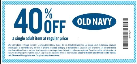 old navy coupons promo codes old navy coupon codes coupon codes blog