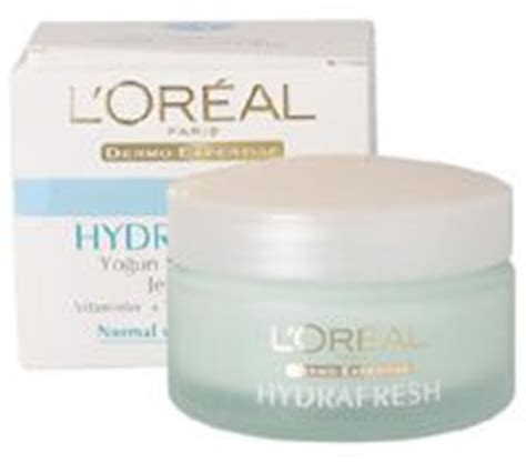 L Oreal Hydrafresh Moisturizer l oreal hydrafresh moisturizer skin reviews photos