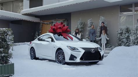 lexus ads 2017 lexus december to remember commercial auntie youtube