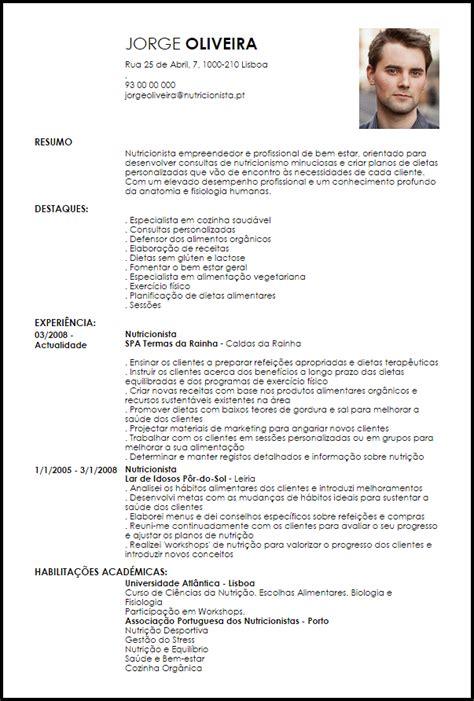 Modelo Curriculum Quimico Farmaceutico Modelo Curriculum Vitae Nutricionista Livecareer