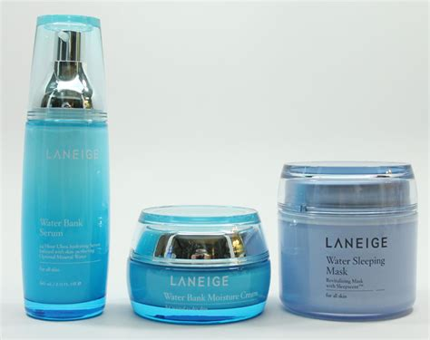 Laneige Powder laneige hydration care review vy varnish