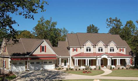craftsman farmhouse craftsman with a farmhouse touch 3645dk architectural designs house plans