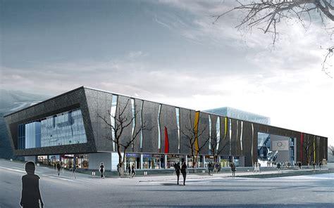 3d architecture design architecture