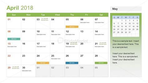 year planning calendar template event planning calendar template slidemodel