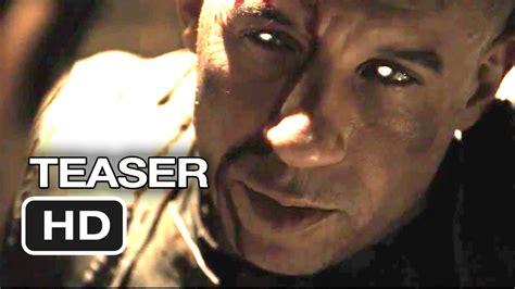 film terbaik vin diesel riddick teaser trailer 1 2013 vin diesel karl urban