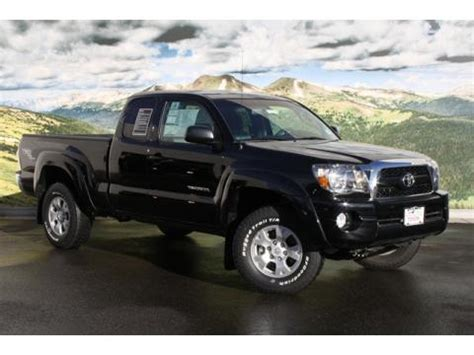 2011 Toyota Tacoma Access Cab 4x4 For Sale New 2011 Toyota Tacoma V6 Trd Access Cab 4x4 For Sale