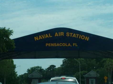 nas pensacola nas pensacola entry gate 彭薩科拉pensacola naval air station