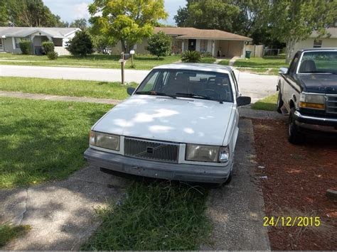 volvo cars for sale by owner 1990 volvo 740 classic car sale by owner in deltona fl
