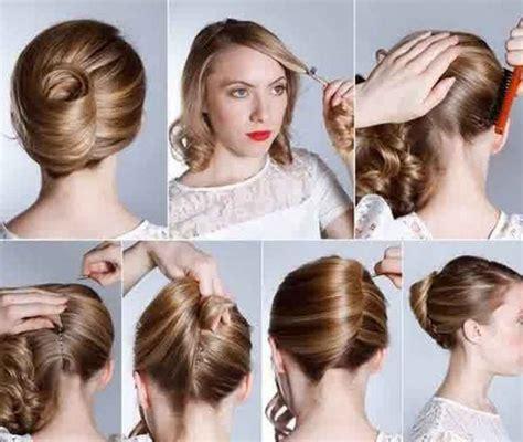 cara sanggul belakang pramugari 8 ide gaya rambut yang bisa kamu coba saat sedang malas
