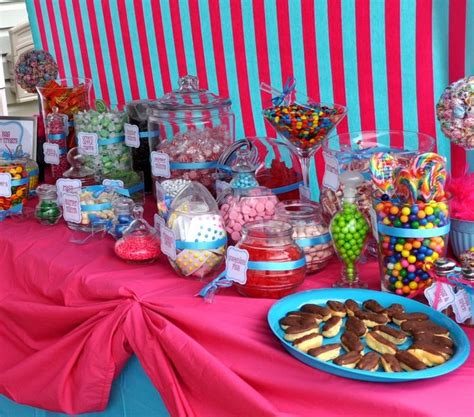 Masquerade Party Ideas Candy Buffet 187 Dollar Store Crafts Cheap Candies For Buffet