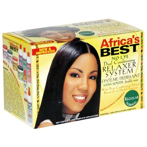 what is the best relaxer to use for gray hair africa s best no lye dual conditioning relaxer system regular