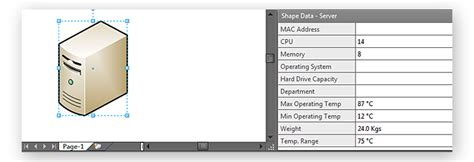 visio display shape data how to import custom data from visio shape to conceptdraw