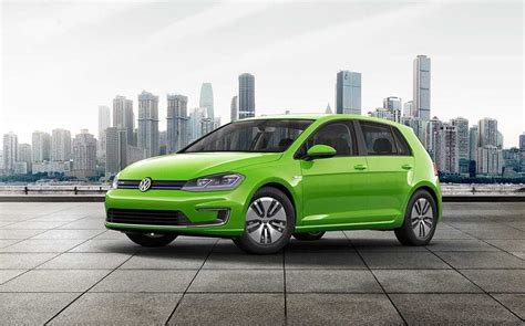 green volkswagen golf a rainbow of colours for the volkswagen golf the car guide