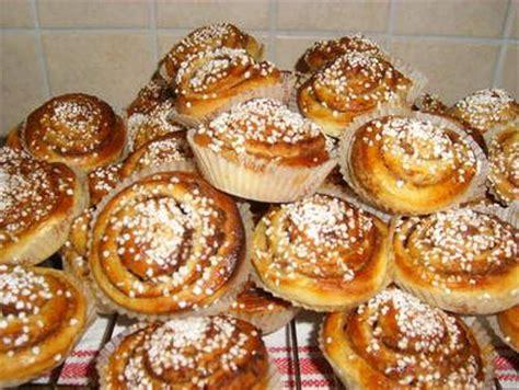 cucina tipica svedese ricetta kanelbullar brioche alla cannella ricette di