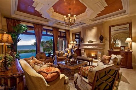 Mediterranean Decor Living Room by 10 Gorgeous Living Room Interior Design Ideas From All