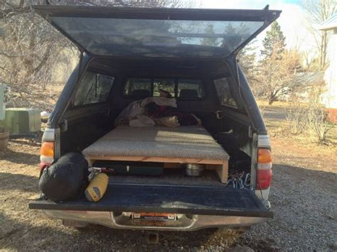 trucks platform and truck bed on