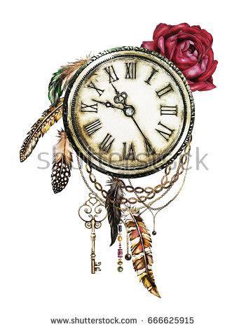 printable clock paddles rosas banco de ilustra 231 245 es imagens e vetores shutterstock