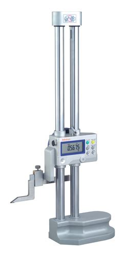 Height Mitutoyo digimatic height gage series 192 multi function type with