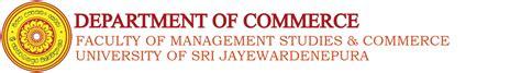 Department Of Commerce Finder Mr M L J Fernando Department Of Commerce