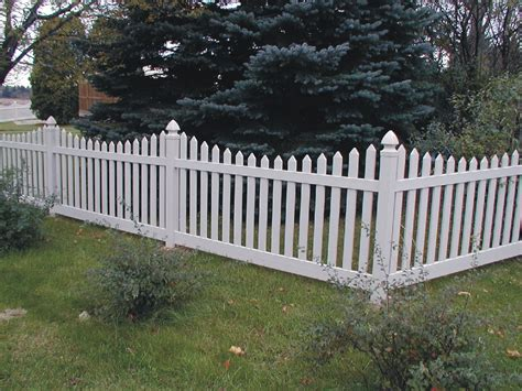 picket fences pictures of vinyl fences pictures of fences