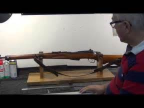 How To Build A Bench Rest For Shooting Quick Look Homemade Rifle Cleaning Stand Youtube