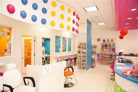 Sho Untuk Salon begini membuat dekorasi salon yang disukai anak anak